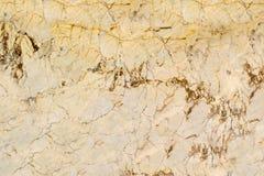 Modèle de marbre, beaucoup de modèles, de jaune et blanc et autre Photographie stock libre de droits