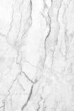 Modèle de marbre blanc de fond de texture avec la haute résolution Photographie stock libre de droits