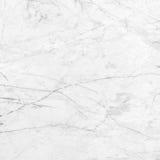 Modèle de marbre blanc de fond de texture avec la haute résolution Images stock