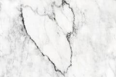 Modèle de marbre naturel lumineux de texture comme en forme de coeur pour le luxur Photo stock