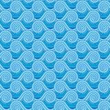 Modèle de mer Image stock