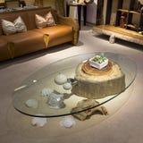 Modèle de meubles Images stock