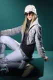 Modèle de mode Photographie stock libre de droits