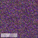 Modèle de mosaïque sans couture de disco Rose, vert et pourpre Image stock