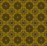 Modèle de motif de sarongs illustration de vecteur