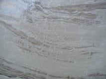 Modèle de mur de marbre gris Photos libres de droits