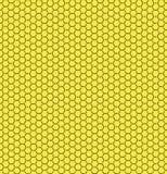 Modèle de nid d'abeilles. Photos stock