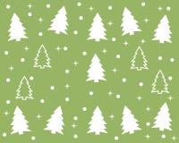 Modèle de Noël illustration libre de droits