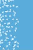 Modèle de Noël et de nouvelle année, carte Photographie stock libre de droits