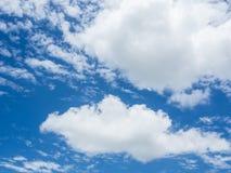 Modèle de nuage Images libres de droits