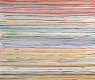 modèle de papier Photos libres de droits