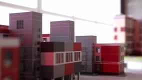 Modèle de papier de logement banque de vidéos