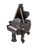 Modèle de piano image libre de droits