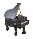 Modèle de piano photographie stock