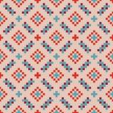 Modèle de pixel Images stock