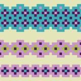 Modèle de pixel Photos stock