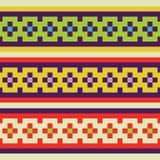 Modèle de pixel Photos libres de droits