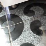 Modèle de plancher Images stock