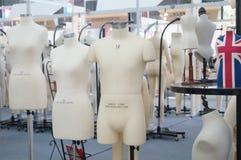 Modèle de plastique de mode photo stock