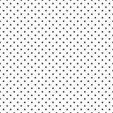modèle de point de polka Photographie stock