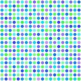 modèle de point de polka Fond sans couture de point de vecteur Photo libre de droits