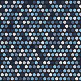 modèle de point de polka Vecteur sans joint Images libres de droits
