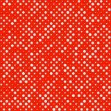 Modèle de point sans couture de polka Image libre de droits