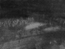 Modèle de points tramé Fond affligé avec les effets tramés illustration stock