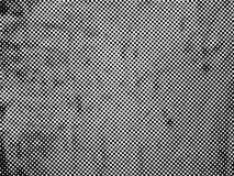 Modèle de points tramé Fond affligé avec les effets tramés illustration de vecteur