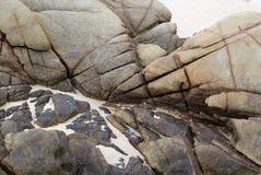 Modèle de roche Images libres de droits