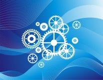 Modèle de roue Image libre de droits