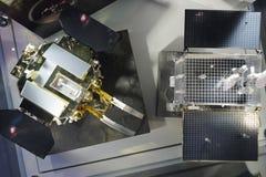 Modèle de sonde lunaire de la Chine Chang e III Photos libres de droits