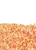 Modèle de sucreries de fruit pour le fond Photographie stock