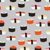 Modèle de sushi Photos libres de droits