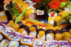 Modèle de sushi Photo stock