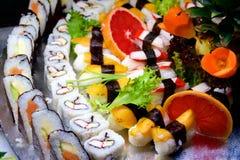 Modèle de sushi Photographie stock