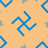 Modèle de symbole d'éternité Image stock