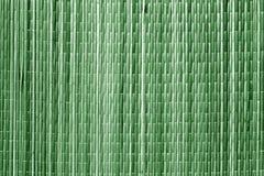 modèle de tapis de sraw de couleur verte Image stock