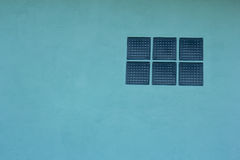Modèle de texture blanche claire sans couture de surface de mur de verre Photos libres de droits