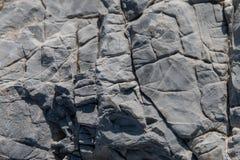 Modèle de texture de roche Images libres de droits