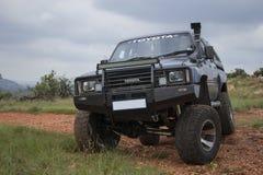 Modèle 1990 de Toyota Hilux 4x4 Image stock