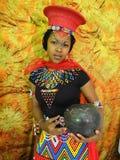 Modèle de tradition de SA Photographie stock libre de droits