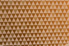 Modèle de triangle, texture abstraite géométrique Photographie stock libre de droits