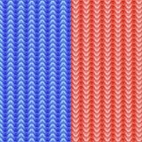Modèle de tricotage Images stock
