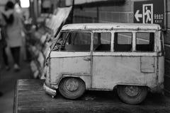 Modèle de véhicule Photo stock