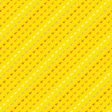 Modèle de vecteur avec des triangles dans le style de hippie Photo stock