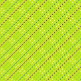 Modèle de vecteur avec des triangles dans le style de hippie Photographie stock libre de droits