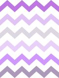 Modèle de vecteur avec les rayures violettes, zigzag Papier, texture, fond illustration stock