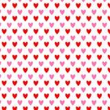 Modèle de vecteur de coeur illustration de vecteur