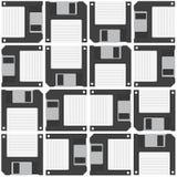 Modèle de vecteur de disquette souple Photo stock